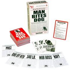 Man Bites Dog the Game